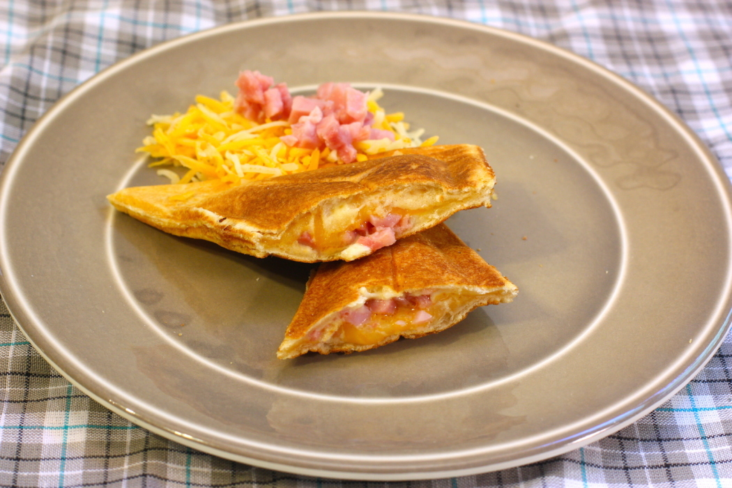 Hot Ham And Cheese Pocket
