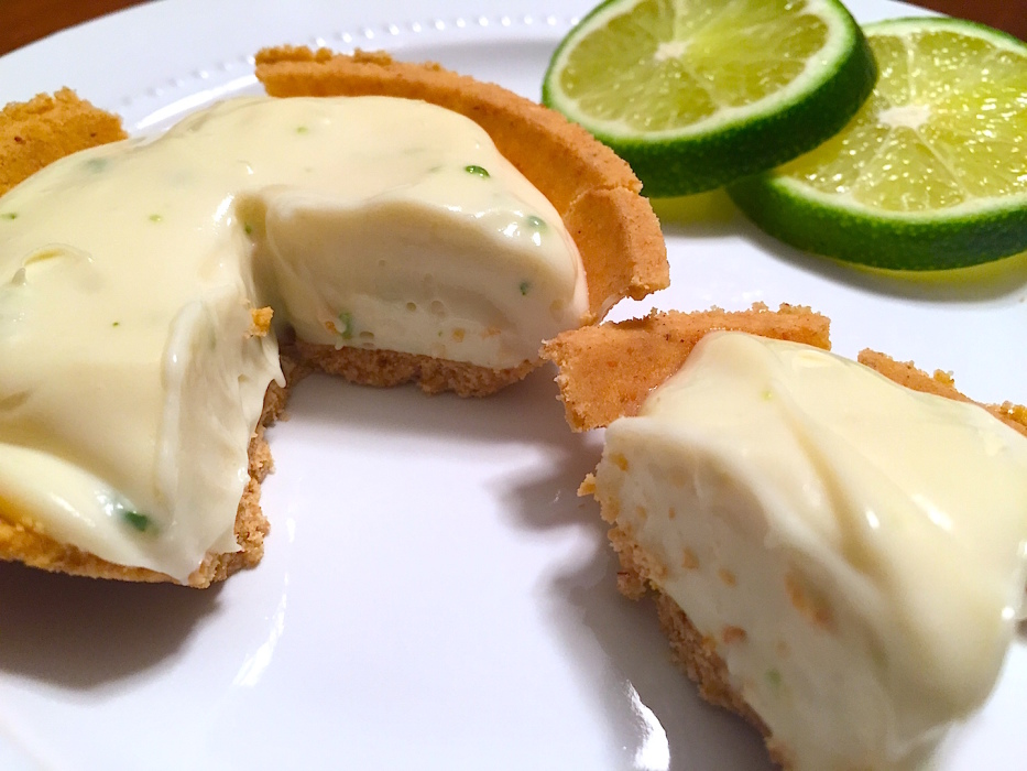 No Bake Key Lime Cheese Cake